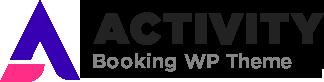 Activity   Booking WordPress Theme